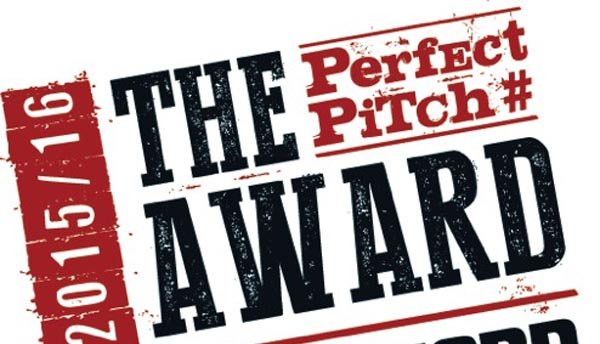 Perfect Pitch Award for Musical Theatre Writing