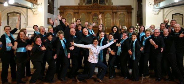 Rainbow Chorus to celebrates 18th birthday in July