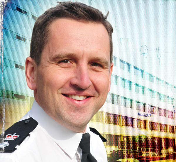 The challenge of policing Brighton Pride in 2015