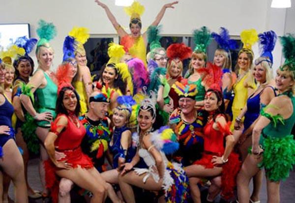 Latin beats come to Brighton Pride Parade