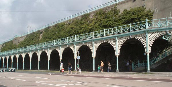 Seafront scrutiny receives national recognition