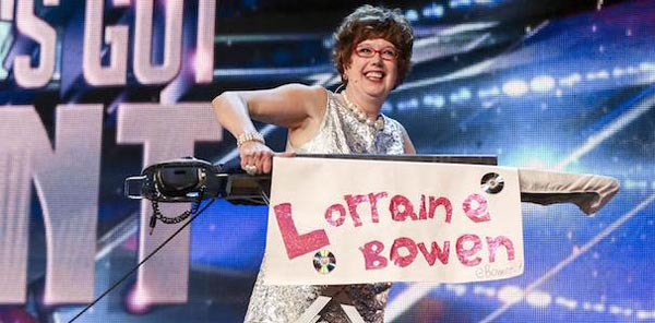 Lorraine Bowen to open the golden envelope at the Handbags