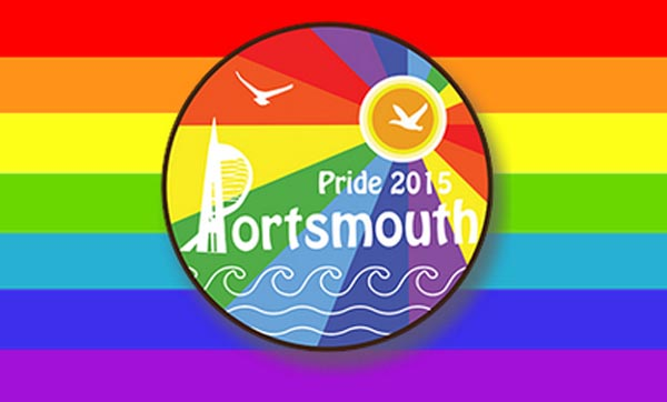 Pride returns to Portsmouth City Centre today