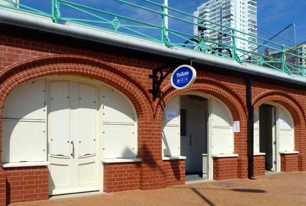 Tories support keeping public loos open