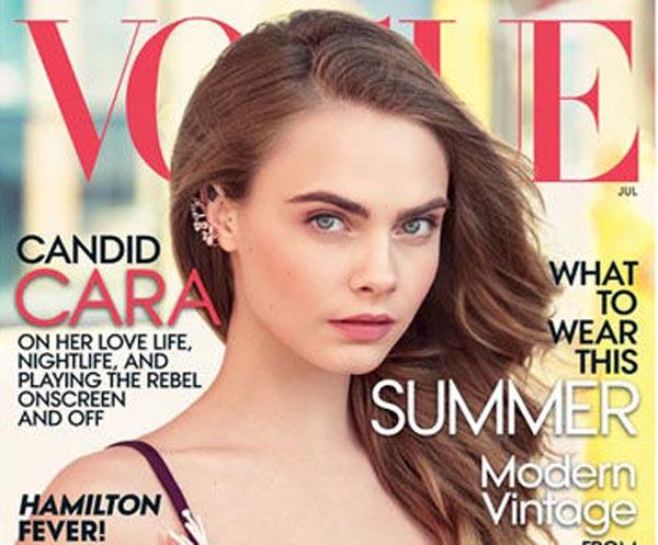 Vogue face LGBTQ backlash