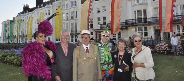 Mayor to officially open Pride celebrations tonight