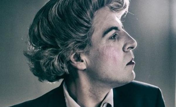 Quentin Crisp: Production of 'Naked Hope' supports the Rainbow Fund