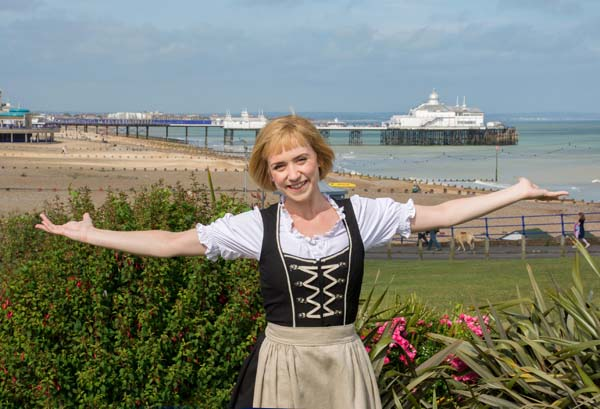 REVIEW: The Sound of Music in Eastbourne