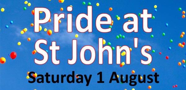 Archdeacon of Brighton to march on Pride Parade