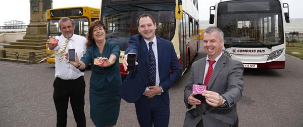 Council's smart answer to bus ticket problem