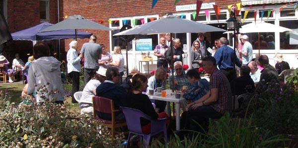 Centre for older people celebrates 35th anniversary