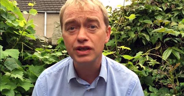 Lib Dem leader sends message of support to Brighton Pride