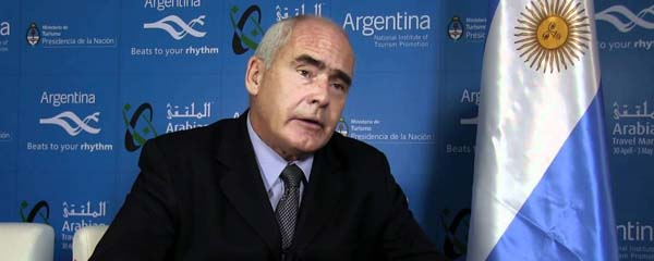 Argentinian minister receives LGBT travel accolade