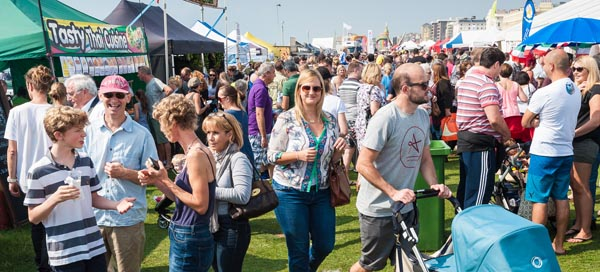 Food and Drink Festival returns for third outing in 2015