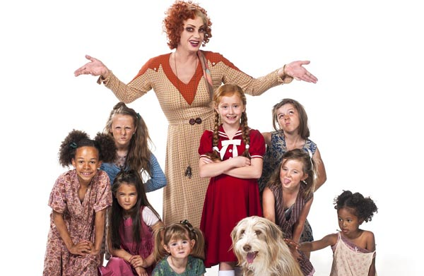 REVIEW: Annie in Eastbourne