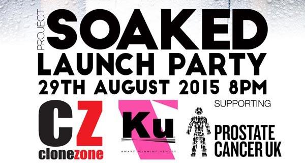 Clonezone and Ku Bar support Prostate Cancer UK