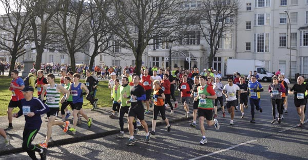Vitality Brighton Half Marathon 2016 registration closes soon