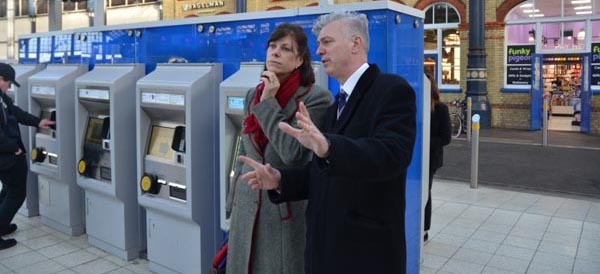 Chancellor commits to look at Brighton mainline upgrade study