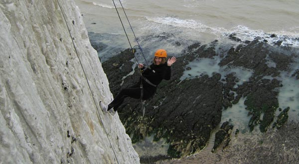 Sponsored abseils raise more than £15k for Martlets Hospice