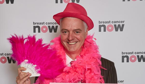 Brighton Kemptown MP wears it pink for breast cancer!
