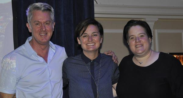 Legends crowned best business supporter of Pride 2015