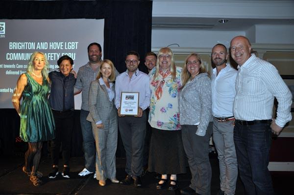 Rainbow Fund award record grants