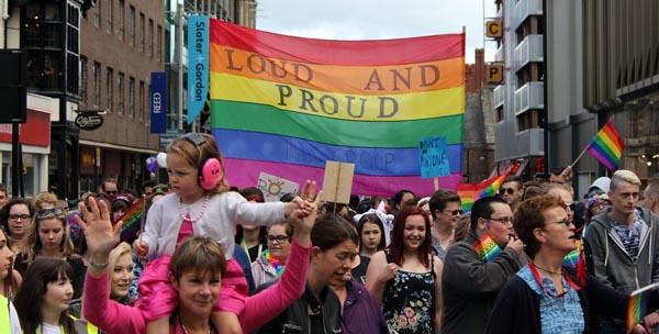 Newcastle Pride generates £9m for local economy