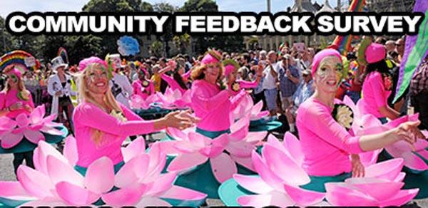 Pride Community Feedback Survey 2015