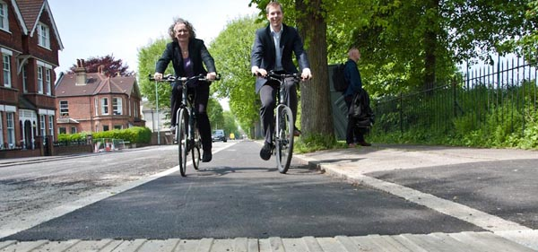 Council offer cyclists free advice