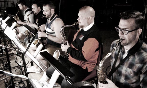 London Gay Big Band release debut album