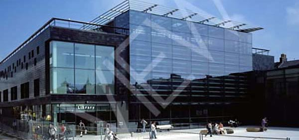Exhibition of rare books at Jubilee Library