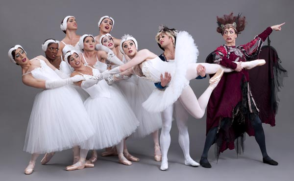REVIEW: Les Ballets Trockadero de Monte Carlo