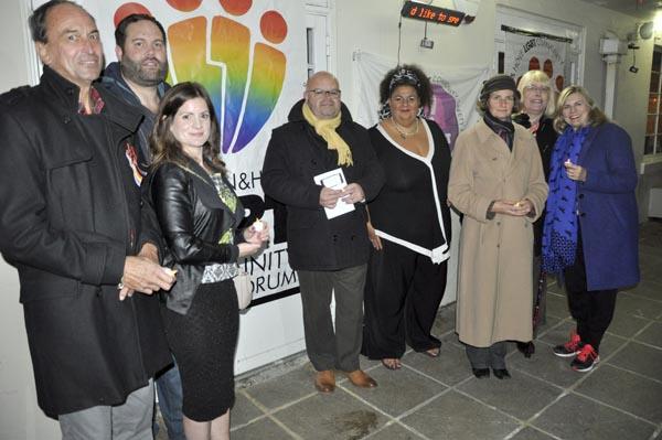 Labour councillors support Brighton Hate Crime Vigil