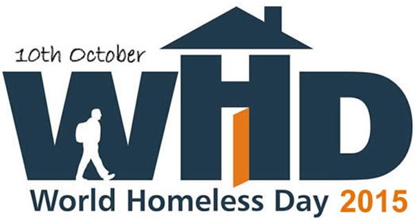 Support the YMCA for World Homeless Day on October 10
