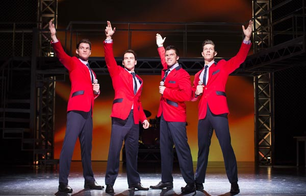 PREVIEW: Jersey Boys comes to Eastbourne