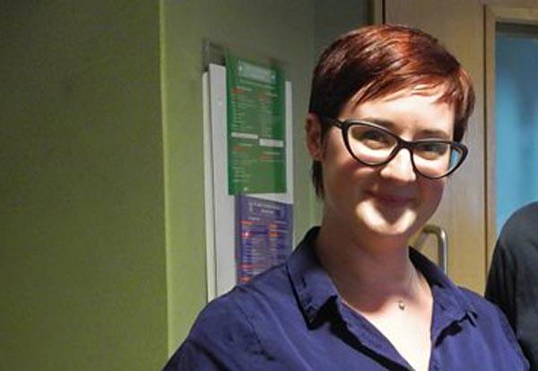 Kirsty Logan wins the Polari First Book Prize 2015