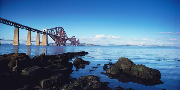 Wish you were here in bonny Scotland