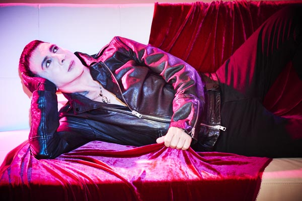 Marc Almond joins line-up for Equality Ball