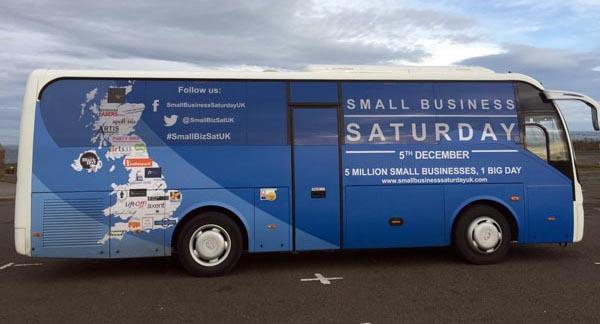 Small Business Saturday Bus Tour comes to Brighton