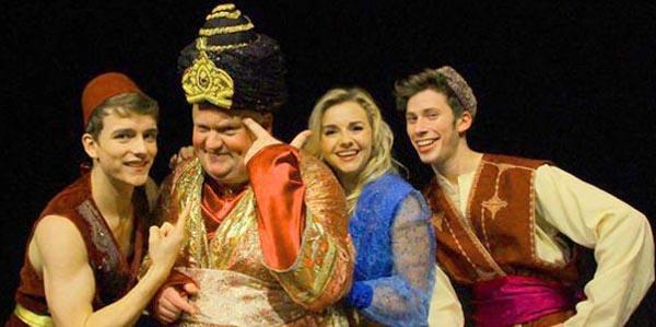 PREVIEW: Aladdin at Emporium