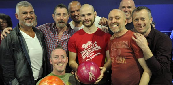 Eleventh annual BLAGSS bowling extravaganza