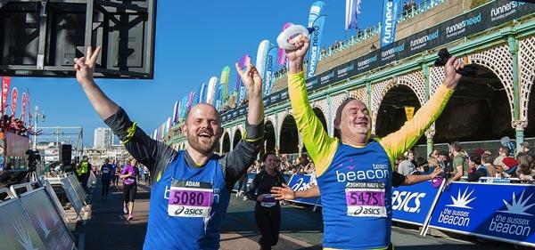 A few charity places remain for Vitality Brighton Half Marathon