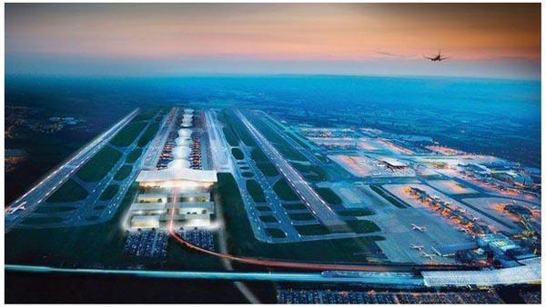 Greens say no to second runway at Gatwick