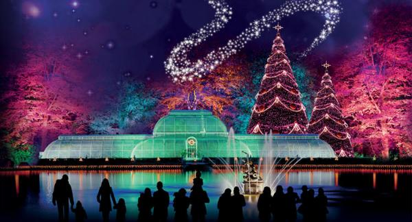 REVIEW: Christmas at Kew Gardens
