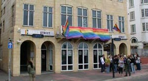 Festive social for disabled LGBT people