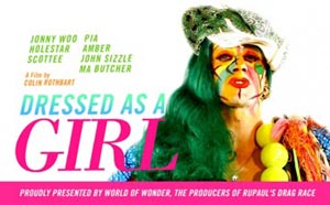 Dressed as a Girl DVD launched in UK