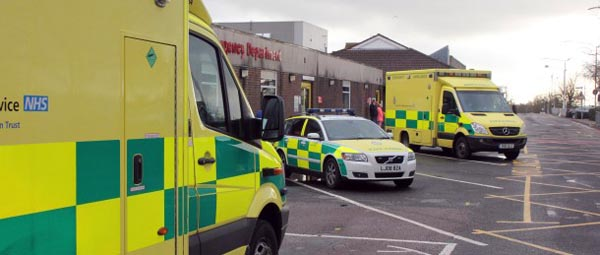 Local Healthwatch groups seek assurances from South East Ambulance Trust