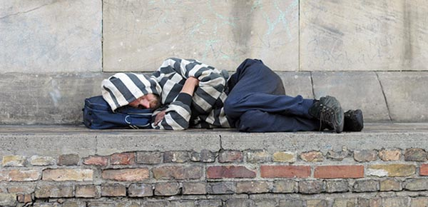 Council plans to eradicate rough sleeping by 2020