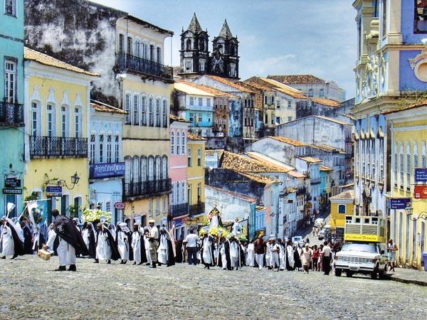 TRAVEL: Salvador – Brazil