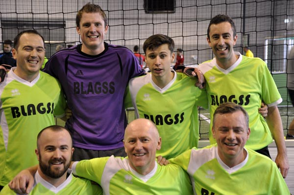 Brighton and Hove represented at World AIDS Day Football Tournament in Munich